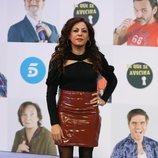 Cristina Medina, en la presentación de la temporada 11 de 'La que se avecina'