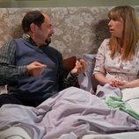 Antonio y Berta, en la cama en el 11x11 de 'La que se avecina'