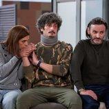 Lola, Javi y Fermín en el 11x11 de 'La que se avecina'