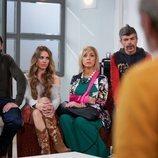 Fermín, Raquel, Maite y Coque en el 11x11 de 'La que se avecina'