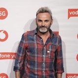 Fernando Tejero en el photocall de Vodafone Yu Music Show