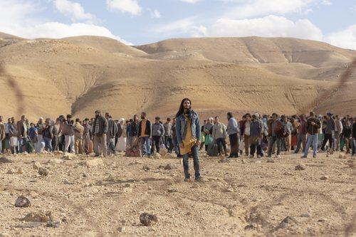 Mehdi Dehbi en 'Mesías', serie original de Netflix