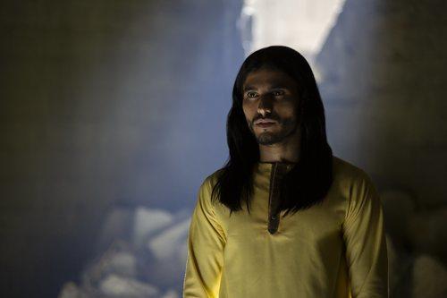 Mehdi Dehbi protagoniza 'Mesías', serie de Netflix