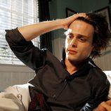 Matthew Gray Gubler es Spencer Reid en 'Mentes criminales'