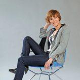 Sandra Barneda, presentadora de 'La séptima silla'