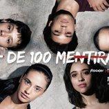 Póster segunda temporada '+ de 100 mentiras'