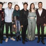 Casting de 'Merlí: Sapere Aude' en la premiere de Barcelona