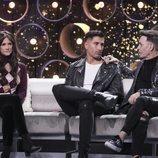 Helena, Gianmaarco y Maestro Joao en la Gala 14 de 'GH VIP 7'