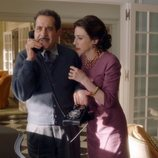 Abe y Rose Weissman en la tercera temporada de 'The Marvelous Mrs. Maisel'