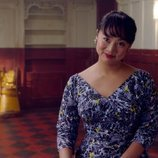 Stephanie Hsu es Mei en 'The Marvelous Mrs. Maisel'