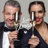 Alberto Chicote y Cristina Pedroche brindan por las Campanadas 2019-2020