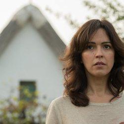 Alejandra (Verónica Sánchez) en la segunda temporada de 'El embarcadero'