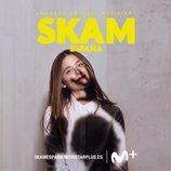Cartel de la tercera temporada de 'SKAM España' protagonizado por Nora
