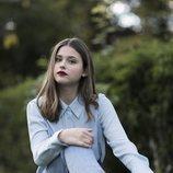 Nora (Nicole Wallace) protagoniza la tercera temporada de 'Skam España'