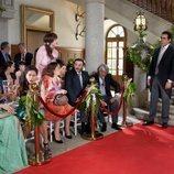 Los vecinos de Montepinar se van de boda en el 11x12 de 'La que se avecina'