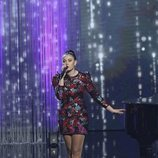 Chiara en la final de 'Got Talent España 5'