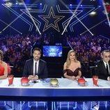 El jurado de 'Got Talent España 5' en la final