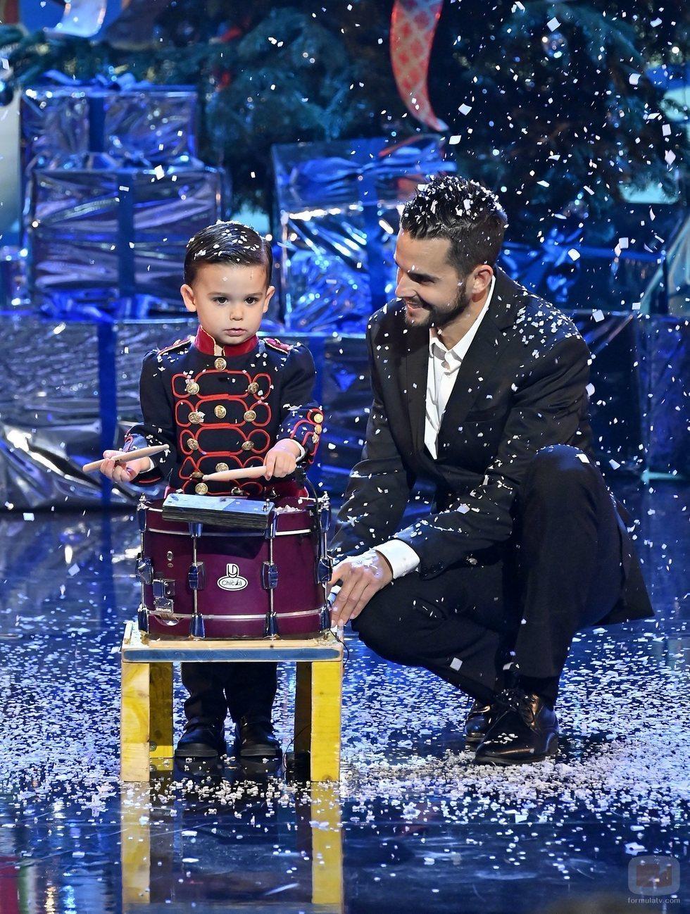 Hugo Molina, ganador de 'Got Talent España 5'