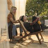 Maca y Zulema reflexionan en Almería en 'Vis a vis: El oasis'