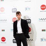 Daniel Ibáñez en los Premios MiM 2019