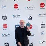 Javier Cámara, ganador de la categoría Mejor Actor de Comedia de los Premios MiM 2019
