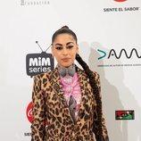 Mina El Hammani en los Premios MiM 2019