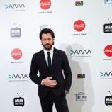 Álvaro Morte en los Premios MiM 2019