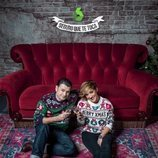 Iñaki López y Cristina Pardo dan la bienvenida al 2020 en las Campanadas de laSexta