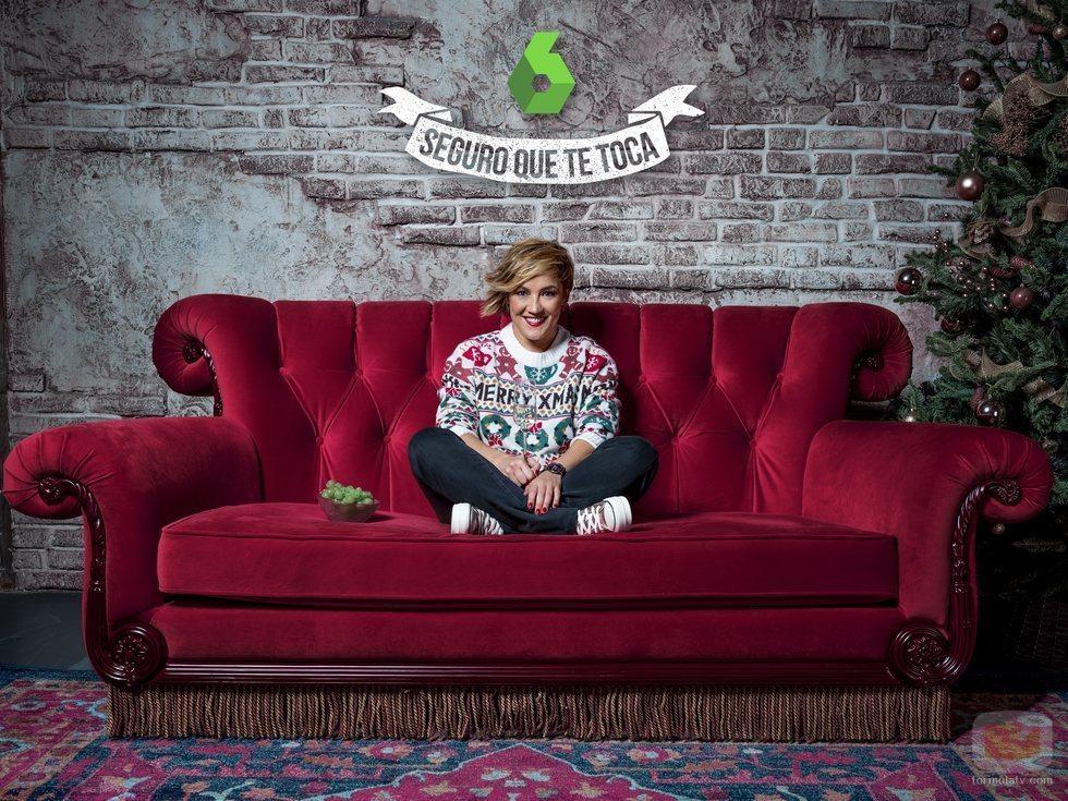 Cristina Pardo presenta las Campanadas 2019-2020 en laSexta