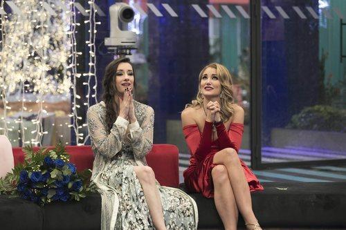 Adara Molinero y Alba Carrillo, antes de conocer a la ganadora de 'GH VIP 7'