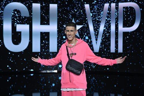 El Cejas durante la Gala Final de 'GH VIP 7'