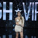 Nuria Martínez, sonriente en la Gala Final de 'GH VIP 7'