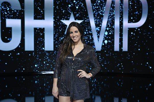 Irene Junquera posa en la Gala Final de 'GH VIP 7'