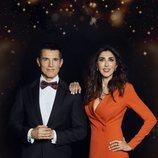 Jesús Vázquez y Paz Padilla, presentadores de las Campanadas 2019-2020 en Mediaset