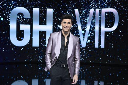 Kiko Jiménez sonríe en la Gala Final de 'GH VIP 7'