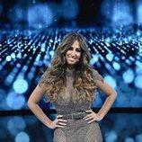 La cuarta finalista, Noemí Salazar, en la Gala Final de 'GH VIP 7'