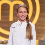 Esther Requena, ganadora de 'MasterChef Junior 5'