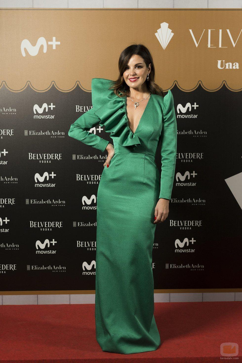 Marta Torné en el evento 'Velvet Colección: Episodio final'