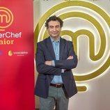 Pepe Rodríguez, juez en 'MasterChef Junior 7'