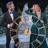 Roberto Leal y Anne Igartiburu son los presentadores de las Campanadas 2019-2020 en RTVE