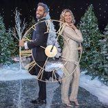Roberto Leal y Anne Igartiburu dan las Campanadas 2019-2020 en RTVE