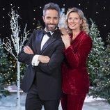 Roberto Leal y Anne Igartiburu se unen para dar las Campanadas 2019-2020 en RTVE