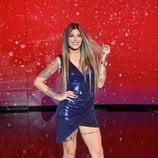 Nuria Martínez, posando en el Debate Final de 'GH VIP 7'