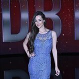 Adara Molinero posa en el Debate Final de 'GH VIP 7'