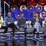 Parte de los concursantes de 'GH VIP 7' en el Debate Final del concurso