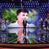 Los concursantes de 'GH VIP 7' aplauden durante el Debate Final del concurso