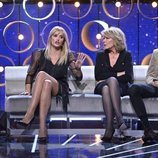 Alba Carrillo toma la palabra en el último 'GH VIP 7: El debate'