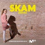 Cartel de la tercera temporada de 'Skam España' protagonizado por Viri