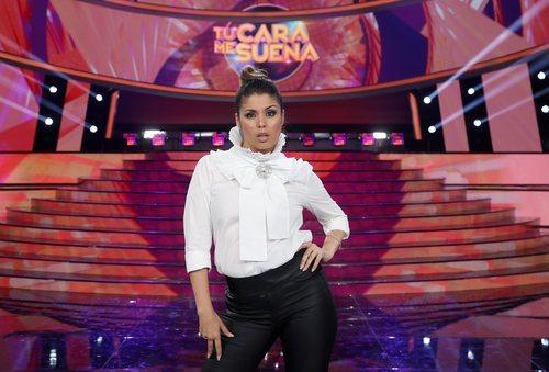 Cristina Ramos, participante de  'Tu cara me suena 8'