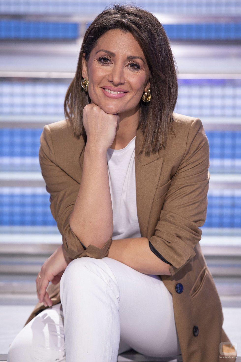 Nagore Robles conduce 'Mujeres y hombres y viceversa'